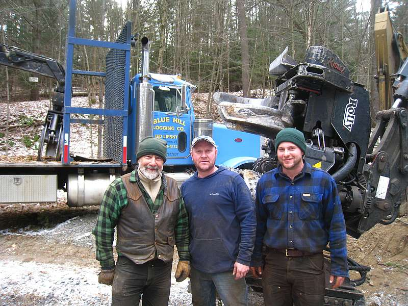 Logging Clears the Way for Trails at Cady Hill: Stowe Land Trust