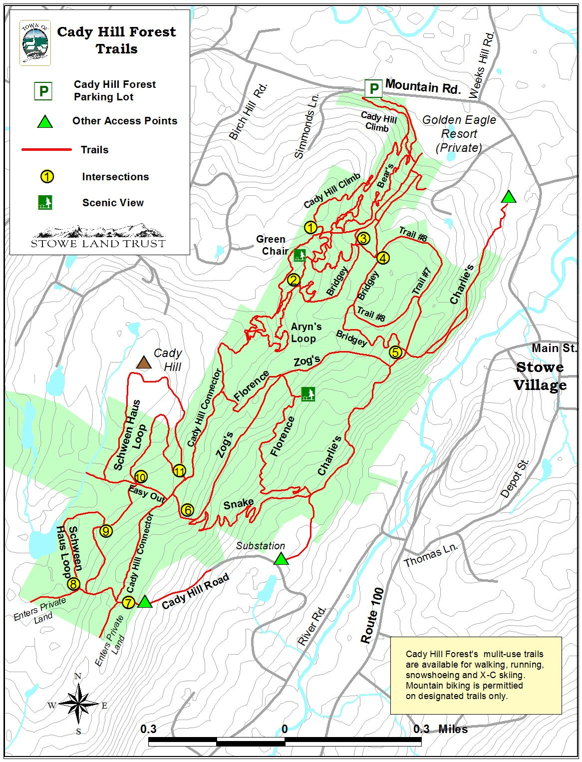 Kick 39 n Gliders Places to Ski Stowe Vermont